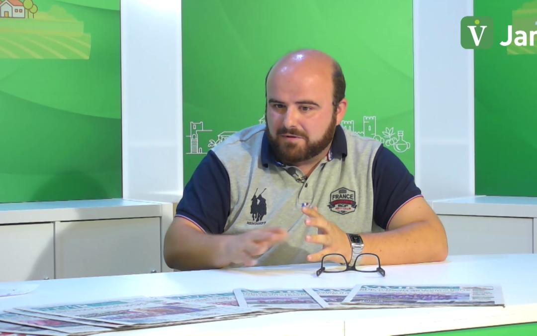 """José Carlos Gutiérrez: """"Era una finca que estaba en estado de casi abandono patrimonial y agrícola"""""""