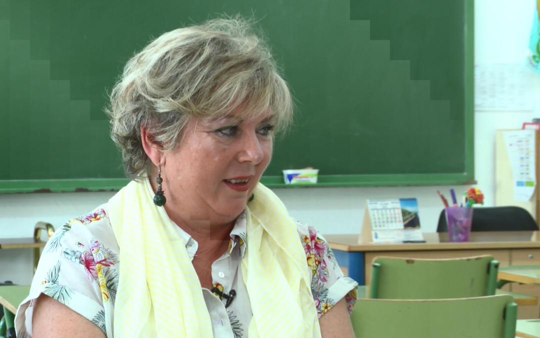 """Ana Castro: """"La sociedad debe reconocer el papel fundamental de los maestros"""""""