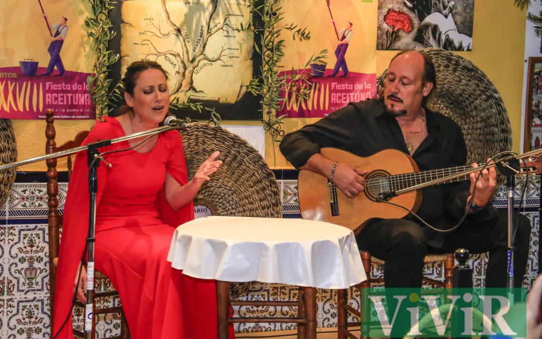 Velada flamenca y aceitunera