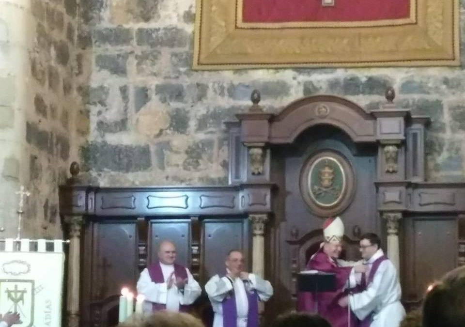 El Obispo pide el inicio del proceso de Coronación de la Fuensanta