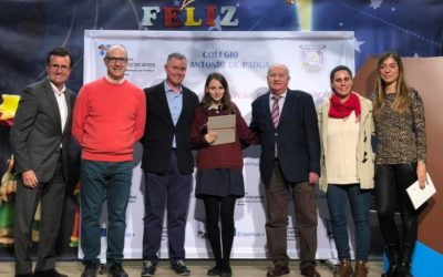 Clara Barranco, campeona de Andalucía del concurso de Relato Corto de Cocacola