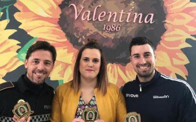 """Torredelcampo se vuelca con la campaña """"Escudos Solidarios"""" de la Policía Local"""