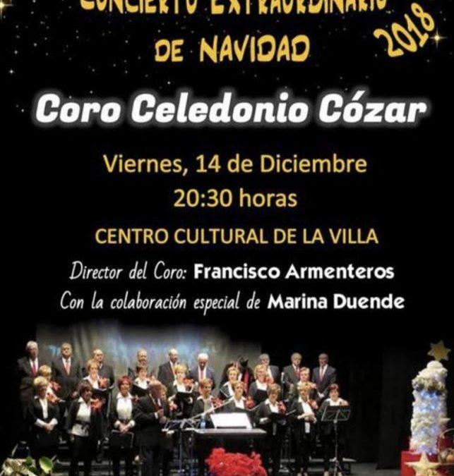 AGENDA | El Coro Celedonio Cózar actuará este fin de semana en Torredelcampo