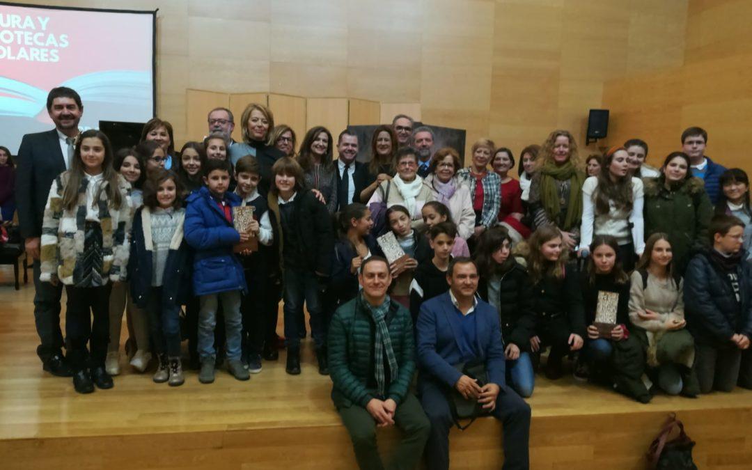 La Junta premia a la biblioteca del CEIP Tucci