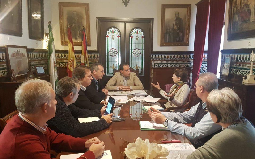 La Junta destina más de 306.000 euros a la regeneración de espacios públicos en Arjona