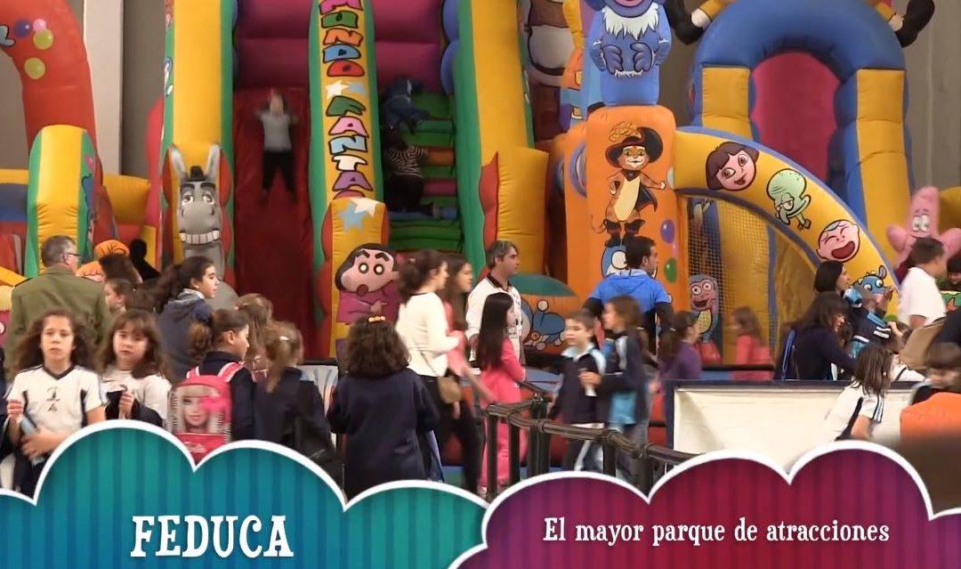 Casi 6.000 escolares de toda la provincia visitarán Feduca durante los días 17, 18, 19 y 20 de diciembre