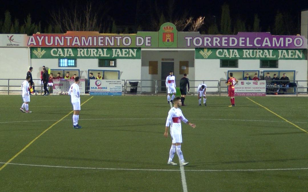 El Hispania desciende en la tabla tras el empate contra el Santisteban del Puerto