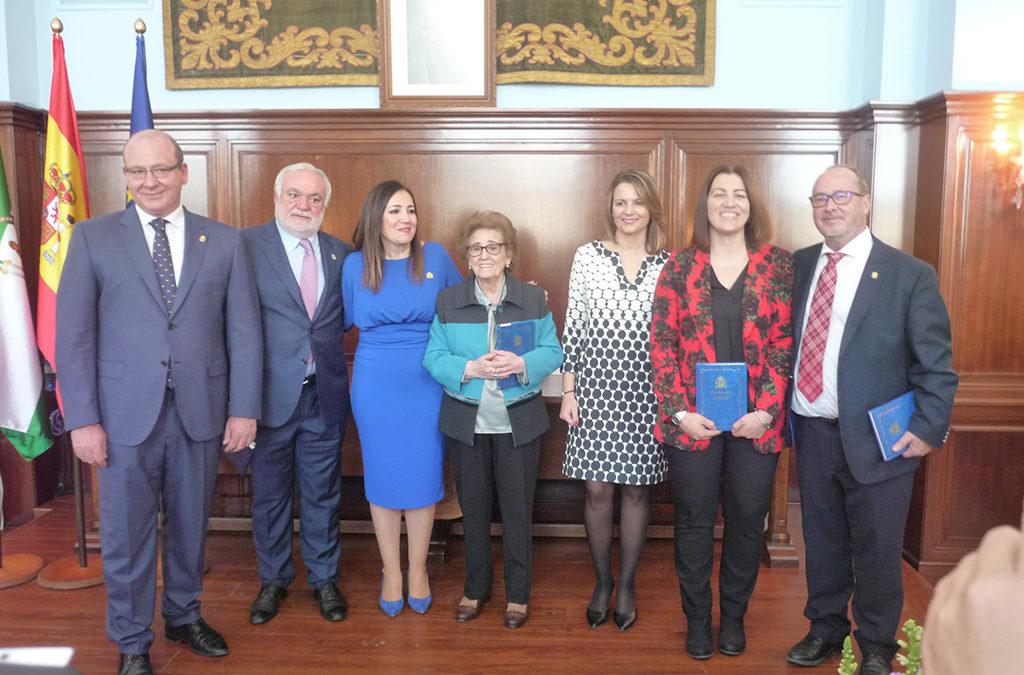 La concejala Carolina Rodríguez distinguida por la subdelegación de Gobierno su compromiso social
