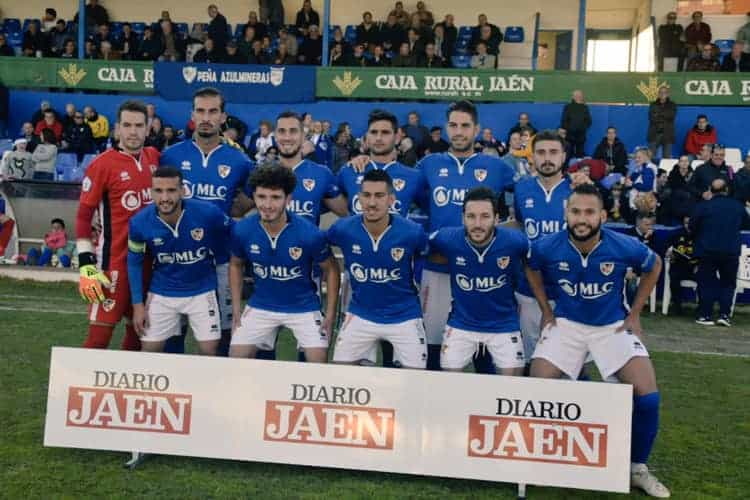 El Linares Deportivo ya es segundo en el Grupo IX de la 3ª división