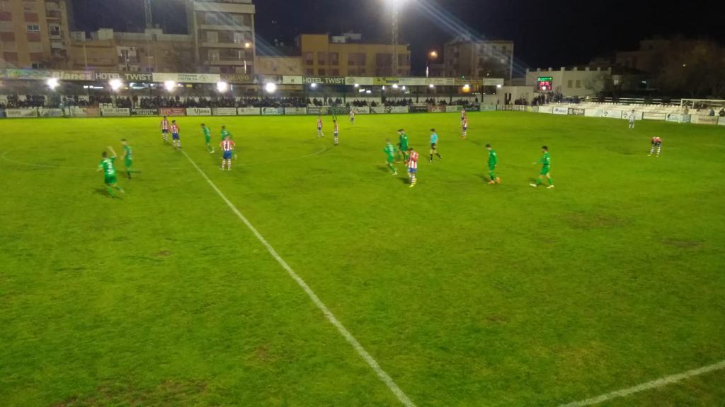 El Unión pierde en casa ante el Atlético Mancha Real