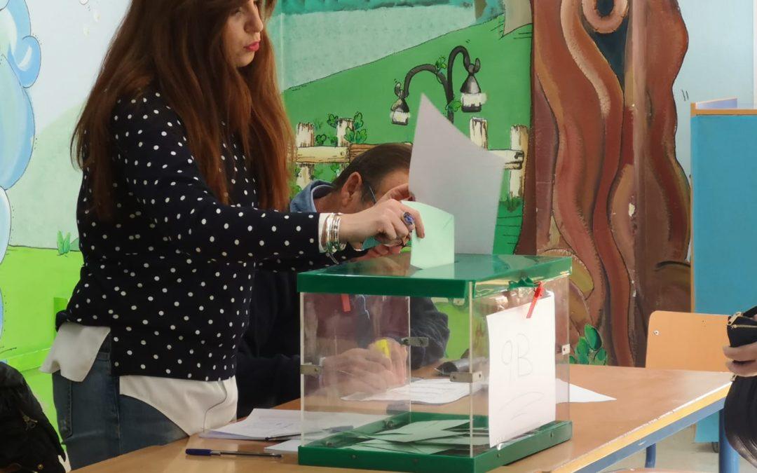 La provincia de Jaén cuenta con 886 mesas electorales