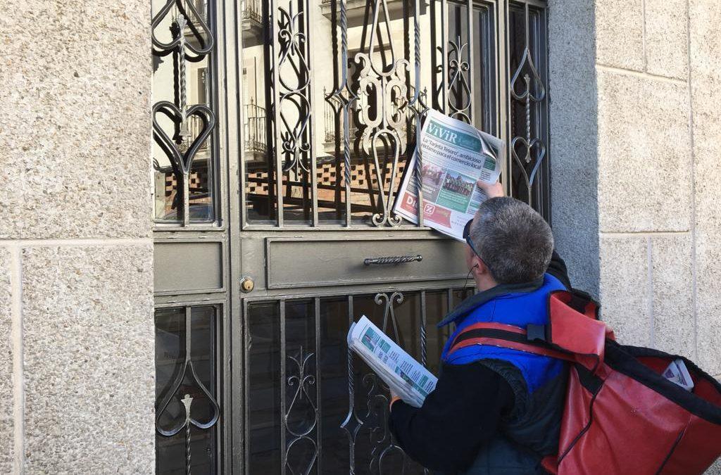 Un nuevo número de Vivir Torredonjimeno ya está en la calle