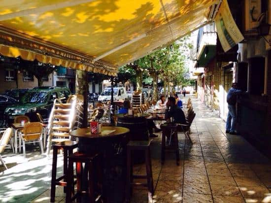 Los hosteleros podrán solicitar las terrazas de verano durante todo el mes de enero