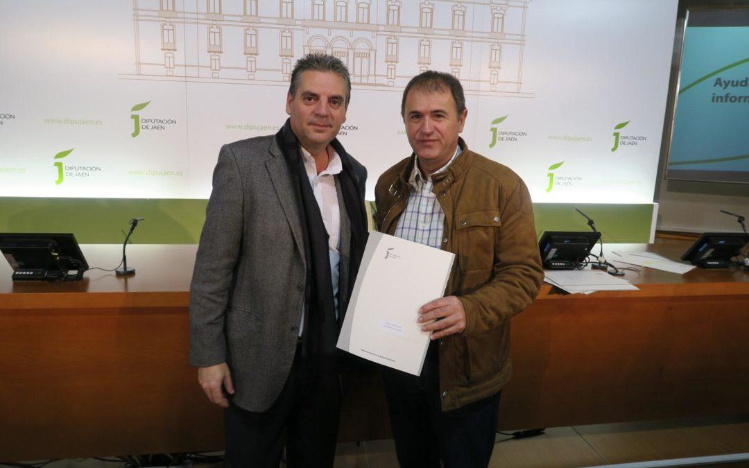 Nuevos equipamientos informáticos para el Ayuntamiento de Villanueva de la Reina