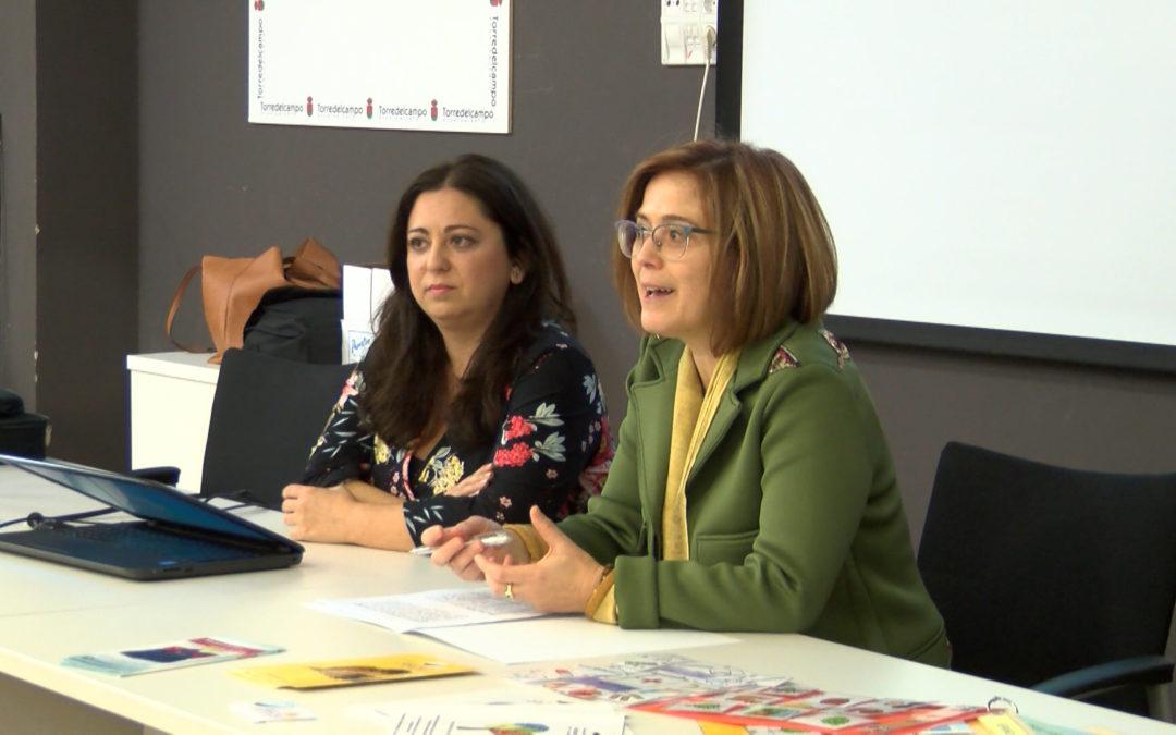 Charla sobre accesibilidad cognitiva donde se presentó del Proyecto ComunicaTea