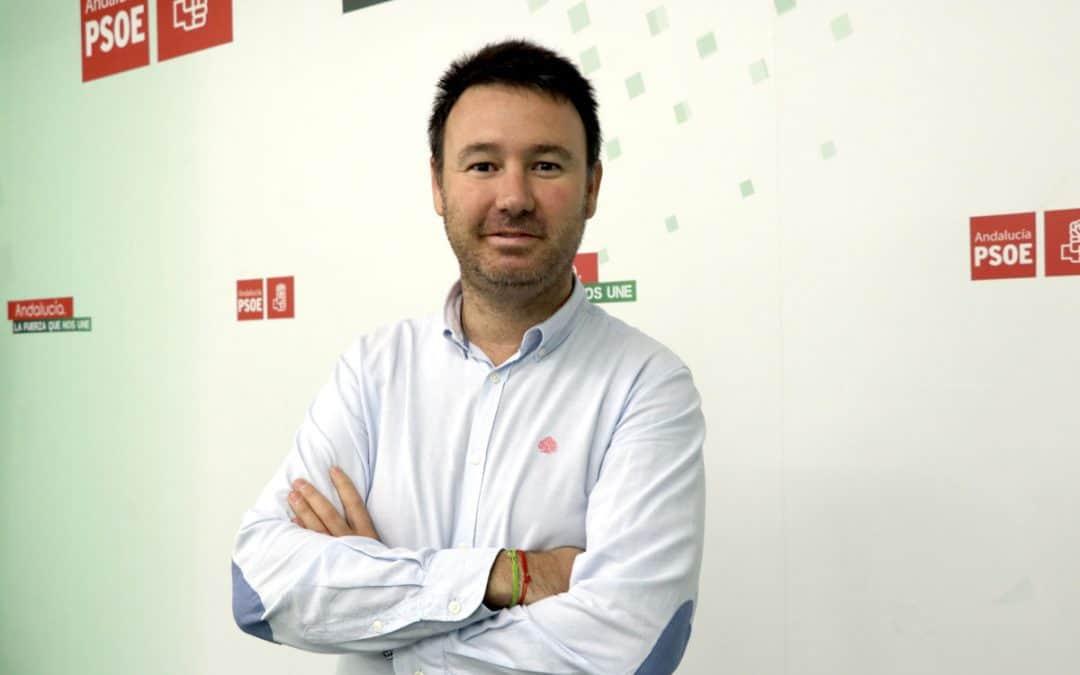 Dani Campos denuncia que el Plan Pista deja fuera a Linares de las inversiones en infraestructuras