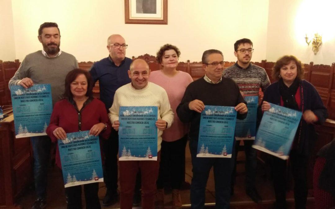 """El Ayuntamiento de Torredonjimeno y ADET lanzan la campaña """"Cierra los ojos, ¿puedes imaginar Torredonjimeno sin sus comercios?"""""""