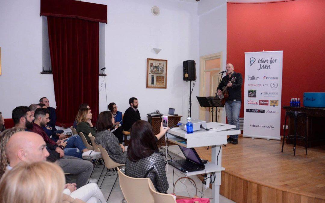 """La cuarta edición de """"Ideas For Jaén"""" reúne el potencial humano de la provincia bajo el lema """"Juntos Sumamos"""""""