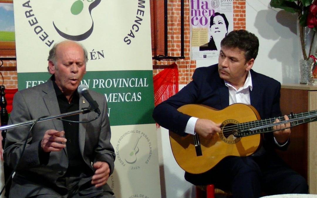 La Peña Flamenca Juanito Valderrama acoge una de las citas del II Circuito Andaluz de Peñas Flamencas