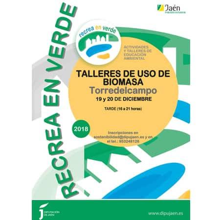 La biomasa, una alternativa ecológica, rentable y cómoda en la provincia de Jaén