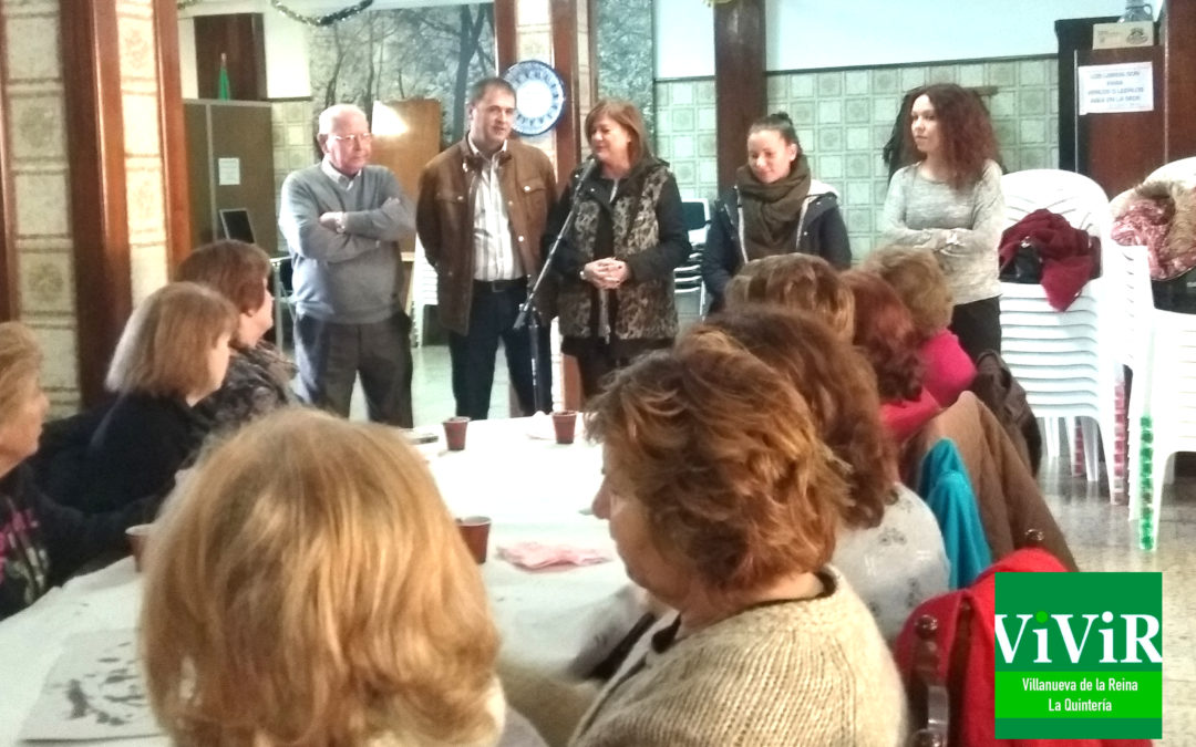 La III Semana del Mayor de Villanueva de la Reina, fomenta el envejecimiento activo y saludable