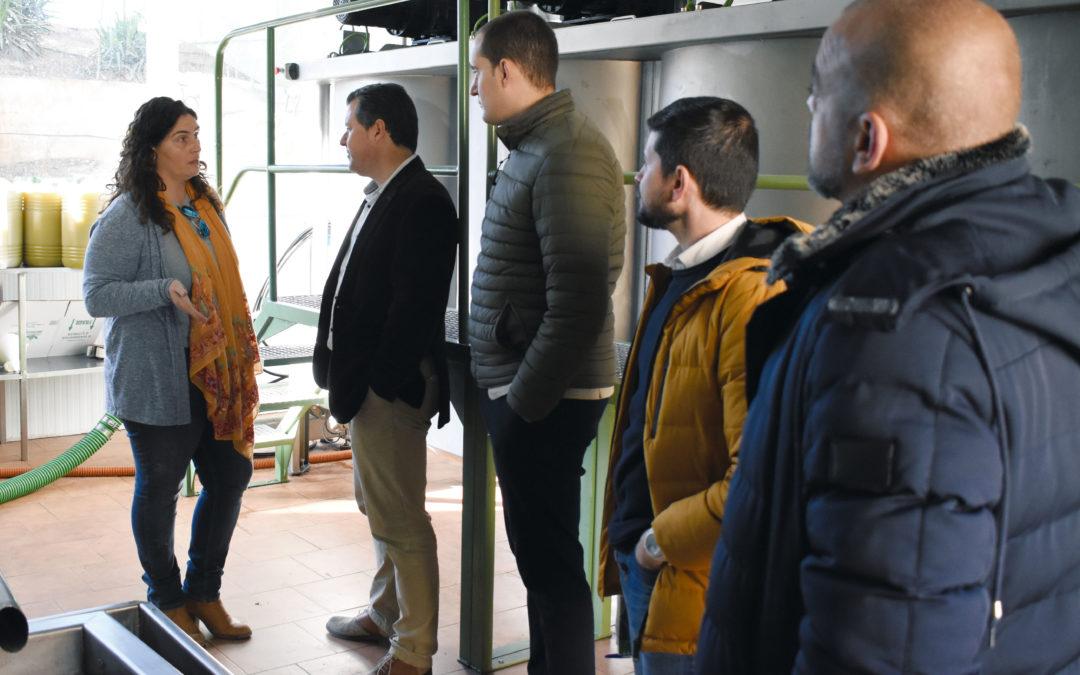 Arjona estará presente en la ruta de oleoturismo de Diputación