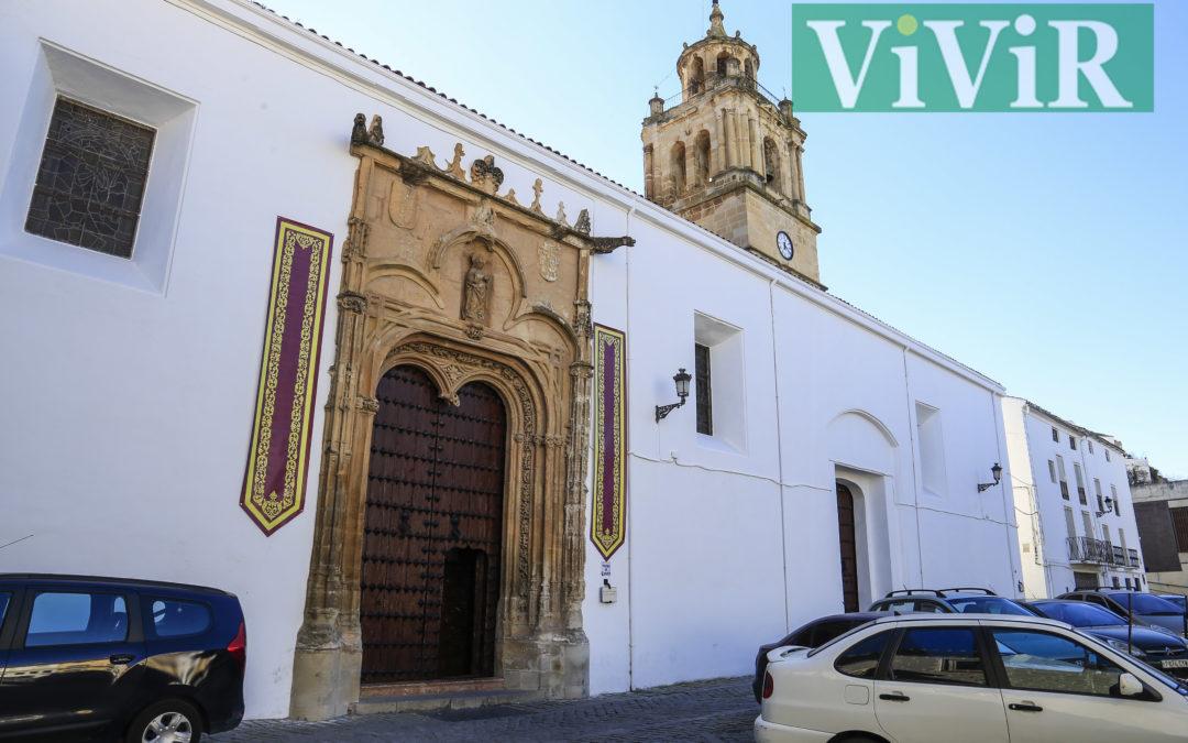 La Real Iglesia de Santa Marta se viste de gala