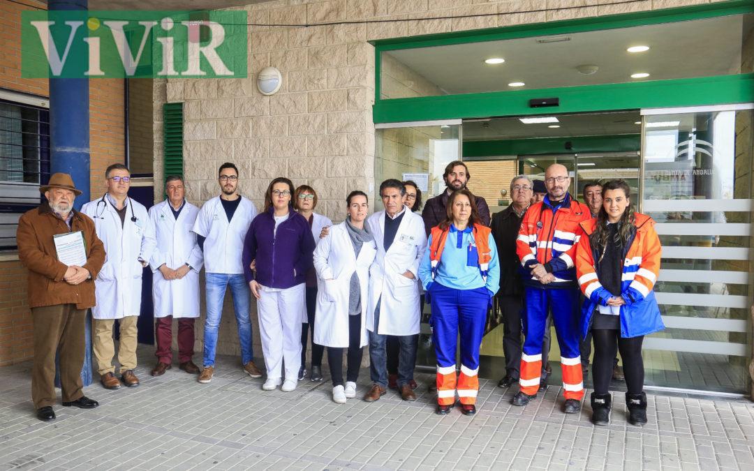 Los médicos exigen mejoras en sus condiciones laborales