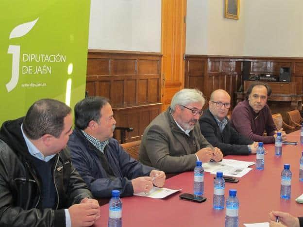 Diputación invertirá 700.000 euros en el abastecimiento de agua del Víboras