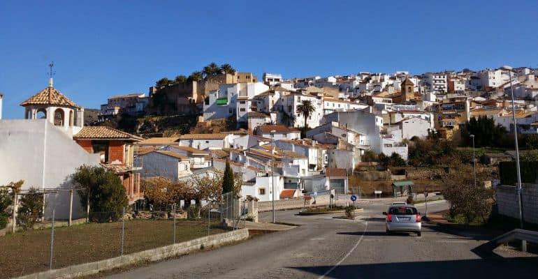 El fantasma de la despoblación también se ceba con Castillo de Locubín
