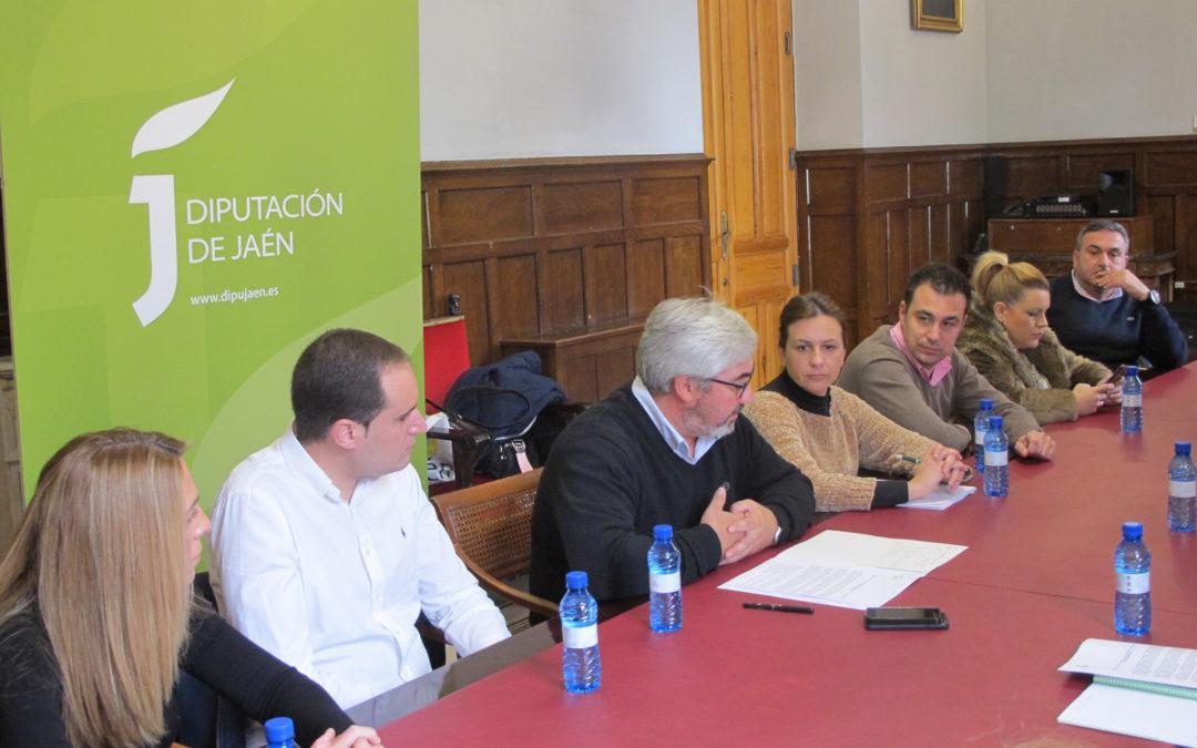 La Diputación gestionará el sistema de agua del Quiebrajano, que abastece a Lopera