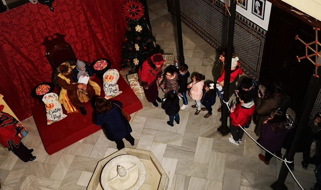 Los Reyes Magos repartirán 700 kilos de caramelos por las calles de Arjona
