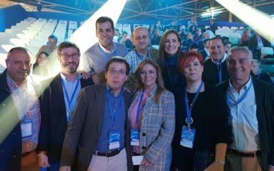 Presencia alcaudetense en la Convención Nacional del Partido Popular