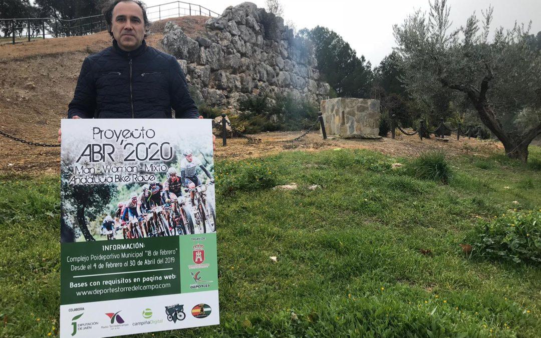 Las inscripciones para la Andalucía Bike Race se pueden hacer en Torredelcampo
