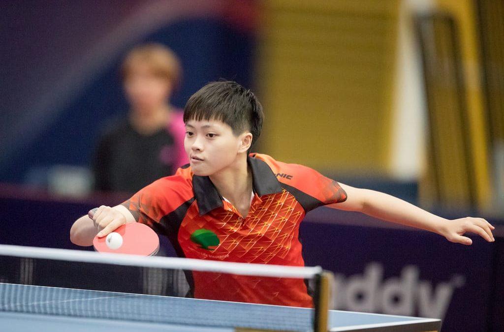 Hsin Huang nueva jugadora del Tecnigen Linares