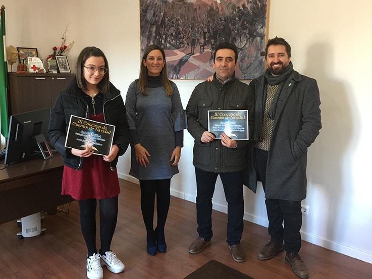 Entregados los premios del III Concurso de Cuentos y Relatos de Navidad