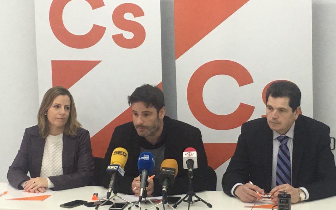 Ciudadanos presenta la campaña 'Linares está Viva' para mostrar la cara positiva de la ciudad