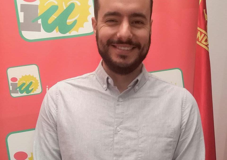 Carmelo Gragera será el candidato de IU de Linares