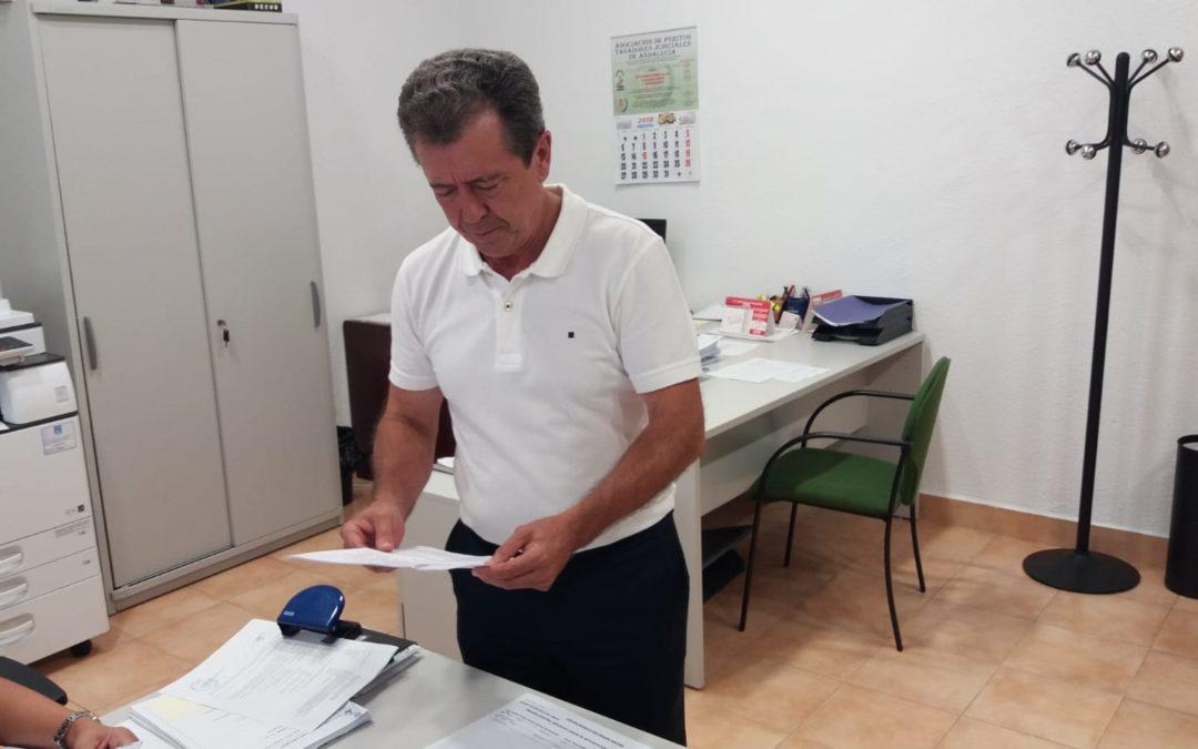 El alcalde contesta a la querella del PSOE