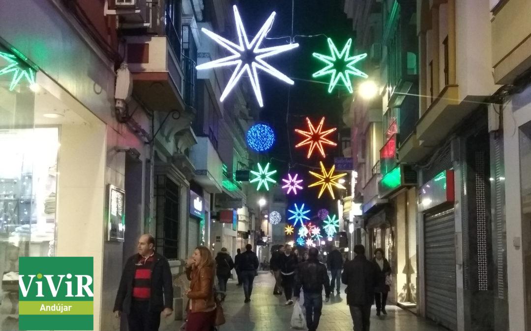 """Una Navidad """"exitosa"""" para el comercio y la hostelería de la ciudad"""