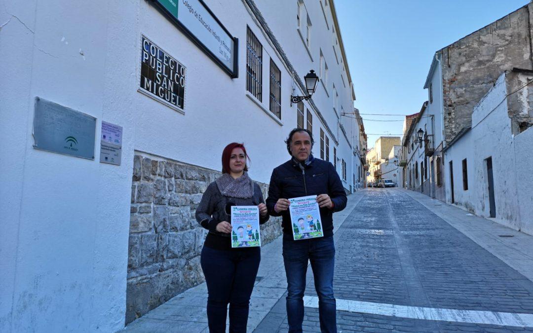 "Presentada la II Carrera Infantil ""Noche de San Antón"""