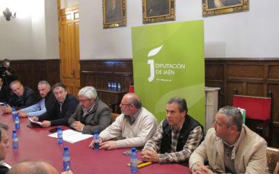 Diputación gestionará los sistemas de abastecimiento de agua en alta del Víboras