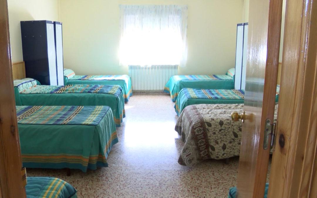 La modalidad de alojamiento alternativo del albergue de Torredelcampo al 90% en estos días