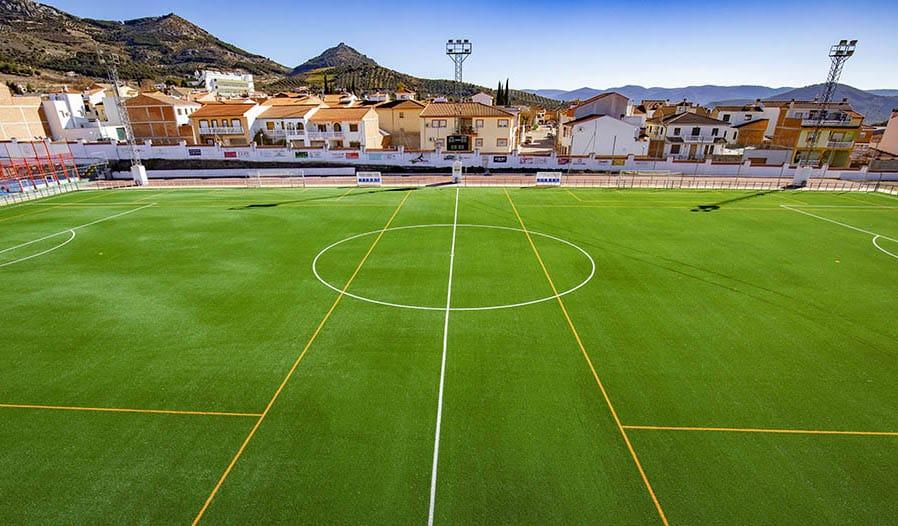 El lunes se abre el renovado Estadio Municipal