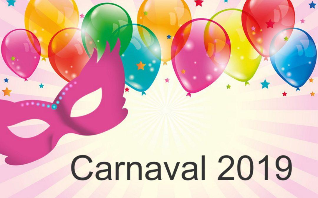 Estas serán las actividades que se desarrollarán para el Carnaval 2019 en Jamilena
