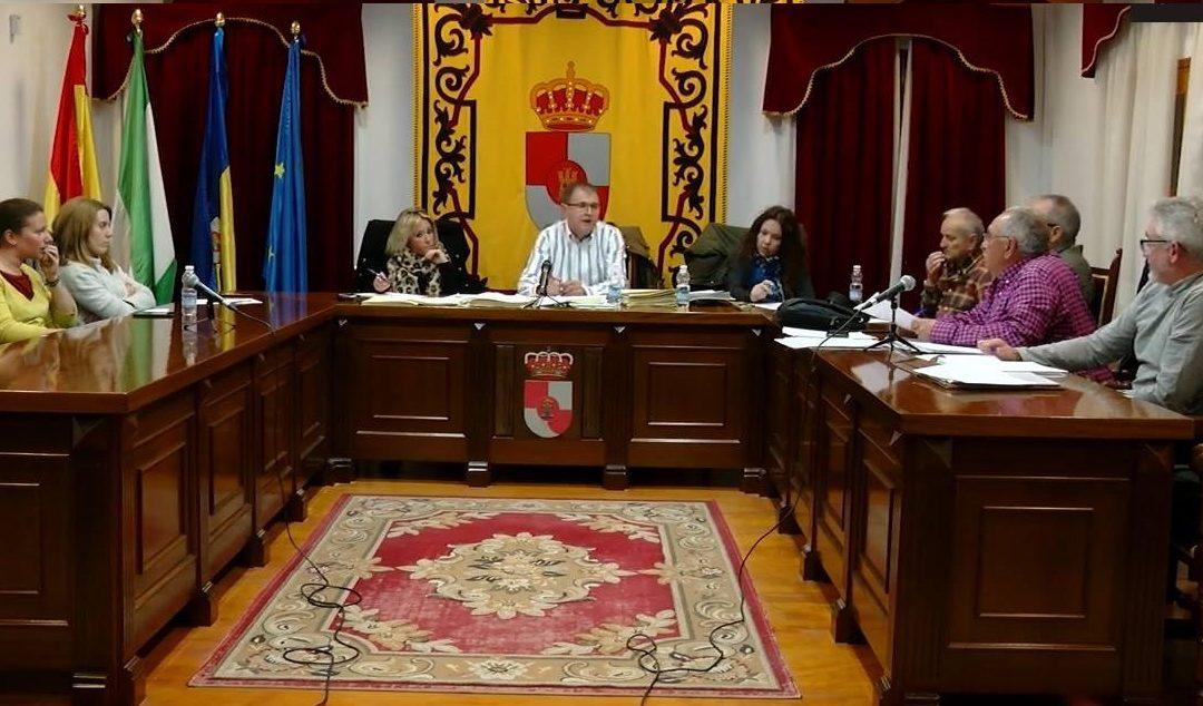 El Pleno aprueba los presupuestos municipales para este año 2019