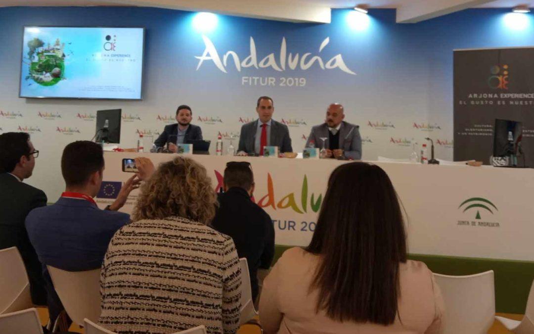 "FITUR abre las puertas a ""Arjona Experience"""