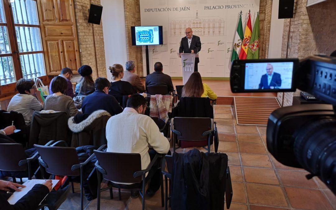 Más de 550 empresas turísticas se desplazarán al estand de la Diputación en Fitur para hacer negocio y atraer más viajeros