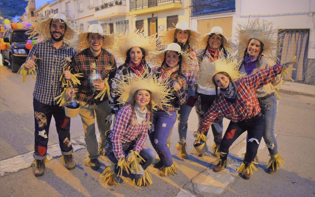 El Carnaval se celebrará el 2 de marzo