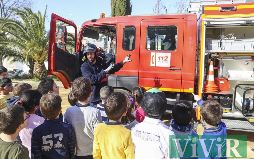 Aprendiendo a prevenir y a reaccionar ante el fuego
